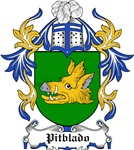 Pitbaldo Coat of Arms, Family Crest