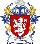 Moubray Coat of Arms, Family Crest