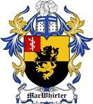 MacWhirter Coat of Arms, Family Crest