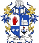 MacLarty Coat of Arms, Family Crest