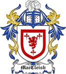MacCleish Coat of Arms, Family Crest