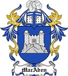 MacAben Coat of Arms, Family Crest