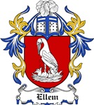Ellem Coat of Arms, Family Crest