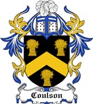 Coulson Coat of Arms, Family Crest