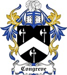 Congreve Coat of Arms, Family Crest