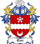 Con Coat of Arms, Family Crest