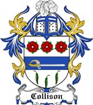 Collison Coat of Arms, Family Crest
