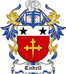 Cobell Coat of Arms, Family Crest
