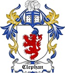 Clephan Coat of Arms, Family Crest
