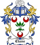 Chane Coat of Arms, Family Crest