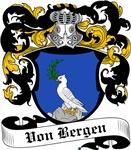 Von Bergen Coat of Arms