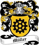 Müller Coat of Arms, Family Crest
