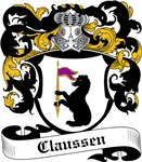 Claussen Coat of Arms, Family Crest