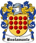 Bustamante Coat of Arms, Family Crest