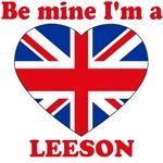 Leeson, Valentine's Day