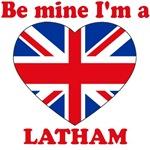 Latham, Valentine's Day