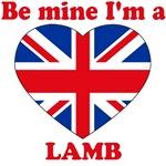 Lamb, Valentine's Day
