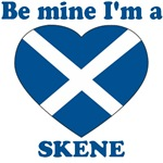 Skene, Valentine's Day