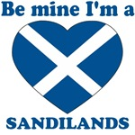 Sandilands, Valentine's Day