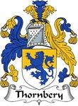 Thornbery Family Crest