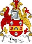 Thacker Family Crest