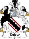 Tetlow Family Crest