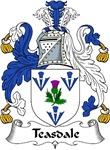 Teasdale Family Crest