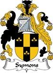 Symons Family Crest