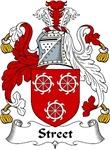 Street Family Crest