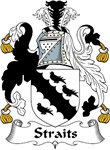 Straits Family Crest