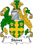 Stowe Family Crest