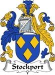 Stockport Family Crest