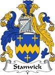 Stanwick Family Crest