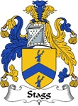 Stagg Family Crest