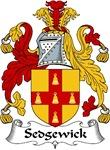 Sedgewick Family Crest