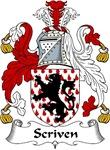 Scriven Family Crest