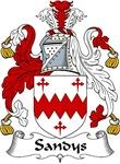 Sandys Family Crest