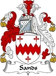 Sands Family Crest