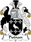 Putnan Family Crest