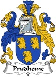 Prudhome Family Crest