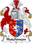 Hutchinson Family Crest