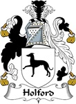 Holford Family Crest