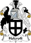 Holcroft Family Crest