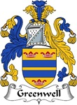 Greenwell Family Crest