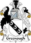 Greenough Family Crest