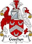 Goselyn Family Crest