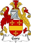 Gore Family Crest