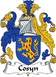 Cosyn Family Crest