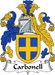 Carbonell Family Crest