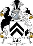 Ashe Family Crest